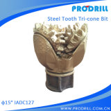 Steel Tooth Tricone Bit IADC127