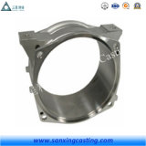 Custom Casting Hydraulic Pump Part Stainless Steel Water Pump Impeller