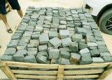Zhangpu Pure Black Granite Cubic Stone for Paving