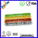Customized Silicone Slap Bracelet for 2015