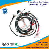 Waterproof Connector with Flat Ribbon Cable Assembly