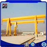 32t Good Quality Mh Model Electric Hoist Single Girder Gantry Crane