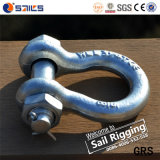 G2130 Alloy Steel Shackle U. S Type Bow Shackle