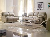 Leather Sofa /Recliner Sofa (897)