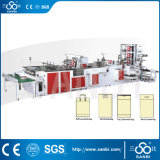Fully Automatic Plastic Handle Bag Making Machine (One Machine Four Functions