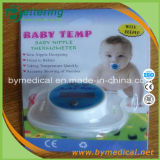 Clinic Digital Baby Nipple Thermometer for Fever Alarm