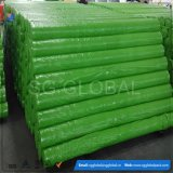 8 Feet Wide Rolling Green Poly Tarps