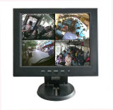 "10.4"" LCD CCTV Monitor with AV/HDMI/BNC/PC Port"