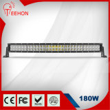 Popular Wholesale LED Lights 180W Epistar Curved Double Row Truck Light Bars