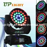 36PCS 10W RGBW Aura Wash LED Moving Head