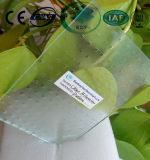 Clear Millennieum Patterned Glass with CE, ISO (3-8mm)