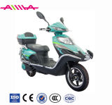 Long Distance Range Electric Motorcycle with Super Big Cargo Box