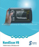 Veterinary Ultrasound Handscan V8 for Cattle
