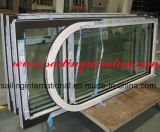 Aluminum Window - Curved Round Window