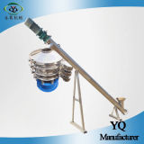 Stainless Steel Inclined Hopper Screw Conveyor for Feeding Spice Powder
