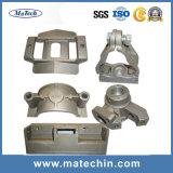 Factory Custom High Precision Black Casting Iron Table Leg Base