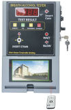 HSAT319V Coin Operated Vending Breathalyzer With DVD Player
