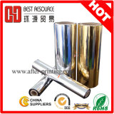 Gold&Silver Pet Metalized Film Roll for Laminating/Packing