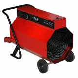 Portable Industrial Space Heater with Handle and Wheel/Electrical Heater