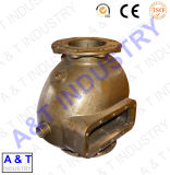 High Pressure Copper Die Casting Parts with High Quality