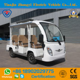 Hot Selling Electric Vehicle 8 Seater Sightseeing Car