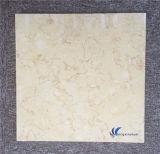 Customized Polished Natural Beige Marble Floor Tile