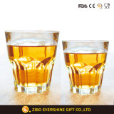 China Manufacture Supply Unique Embossed Whisky Glass Set