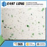 Double Color Artificial Quartz Stone Slabs /Quartz Stone Countertop