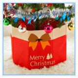 Christmas Tree Ornaments Non-Woven Christmas Tree Decoration Foot Box / Packaging Box