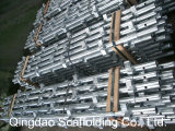 Painted and Galvanized Kwickstage Modular Scaffolding System