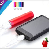 2600mAh Mobile Phone Battery Charger/Portable Charger with CE/FCC/RoHS Certificates