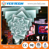 Hot Selling Hanging Rental Curtain LED Display