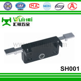 All Zinc Single Direction Lock Case for Window and Door with ISO9001 (SH001)