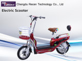48V 280W Small Electric Motorcycle Hot Sale Electric Green Ebike