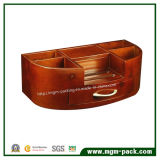 Hot Selling Personalized Wooden Office Organizer Stationery