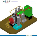 Pollution Free Type Pyrolysis Machine and Its Accessories