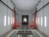 Bus and Truck Spray Painting Cabin with Top Configuration