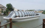 40seats FRP Material Water Taxi Boat