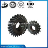 Steel/Aluminum Precision Machining Gearbox Gears with Customized Service