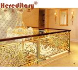 Top Grade Exqusite Aluminum Carving Guardrail / Handrail (SJ-835)