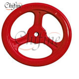 Ductile Iron Gate Valve Manual Valve Handwheel