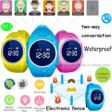 IP67 Waterproof Children GPS Tracker Watch with Real-Time Tracking (D11)