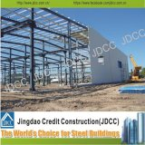 Galvanized Steel Structure Factory Building Warehouse