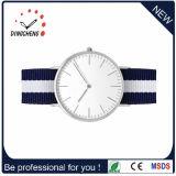 Classic Nylon Strap Wrist Watch Men Watch (DC-458)