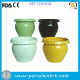 Colorful Ceramic Garden Ornamental Flower Pot