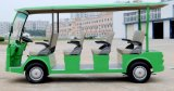 Dongfeng Electric Sightseeing Car with 11 Seater for Parks or Scenic Spot