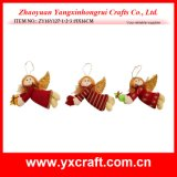 Christmas Decoration (ZY16Y127-1-2-3 19X16CM) Christmas Angel Product