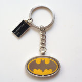 Marvel Revenge of The Alliance Rotating Batman Key Chain Key Rings Metal Pendant Keychain Keyrings