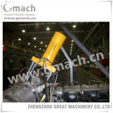 Plastic Extrusion Machine Screen Change System