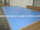 China Factory Directly Hot Sell Blue Melamine MDF/Particle Board